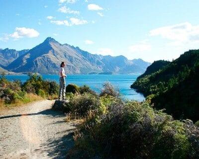 Cruzando Nueva Zelanda