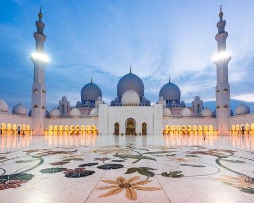 Emiratos Árabes, descúbrelo a tu ritmo!