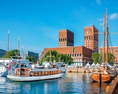 Escandinavia con Oslo, Bergen y Stavanger