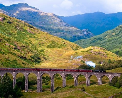 Escocia: Edimburgo, Lago Ness y Tierras Altas