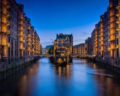 Hotel 3 estrellas en Hamburgo. 3 noches de Hotel