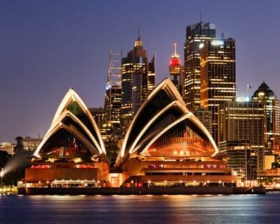 Hotel 4 estrellas en Sídney, Australia por 3 noches