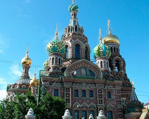 Hotel 4 estrellas en San Petersburgo, Rusia. 3 noches