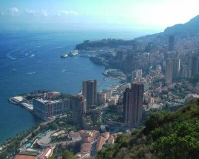 Principado de Monaco, pequeño país con mucho