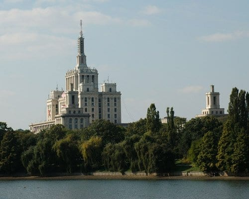 Viaje a Bucarest, la ciudad de la suerte
