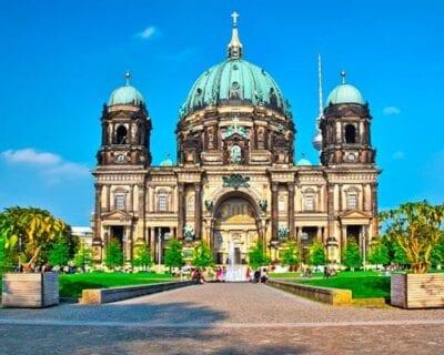 Viaje combinado a Alemania.  8 días por Alemania