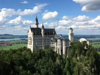 Viaje Romántico a Múnich, Incluido Excursión de día al Castillo de Neuschwanstein