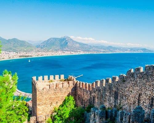 Antalya y su paraíso acuático