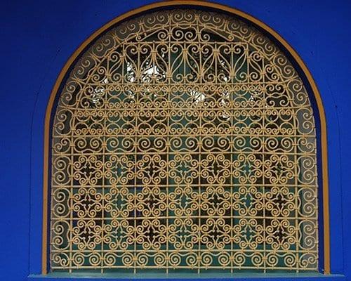 Marruecos con las ciudades Marrakesh y Casablanca