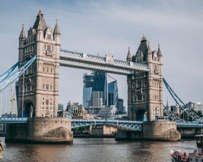 Viaje a la ciudad de Londres, Reino Unido