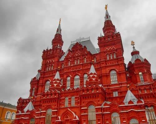 Viaje a Moscú, capital cosmopolita de Rusia