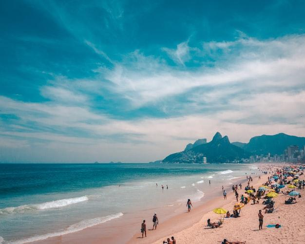 Viaje a Río de Janeiro, Brasil