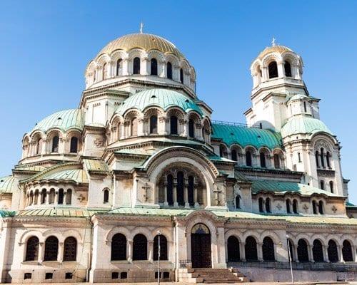 Viaje a Sofia la capital de histórica de Bulgaria