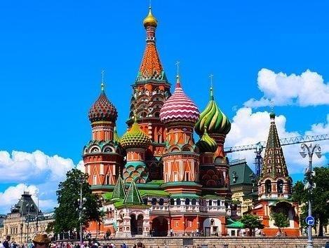 El corazón de Rusia: Moscú, la capital histórica