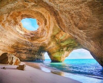 Vacaciones en Familia en Algarve, Portugal