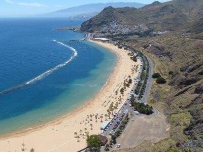 Disfruta este verano de Tenerife (incl. vuelos desde Bilbao,