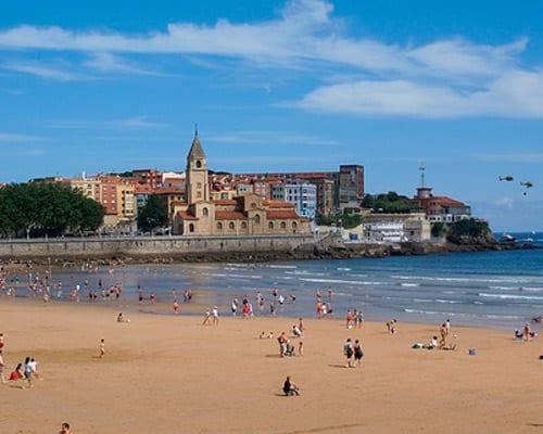 SUPER OFERTA Gijón, Playa San Lorenzo