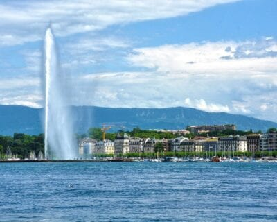 Viaje a Ginebra, con vuelos y hotel
