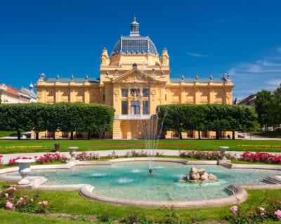 Viaje a Zagreb, la capital de Croacia incl. paseo turístico
