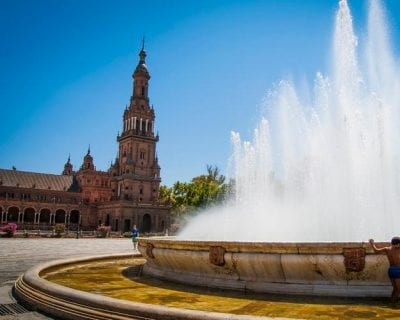 Viaja a Sevilla desde Mallorca