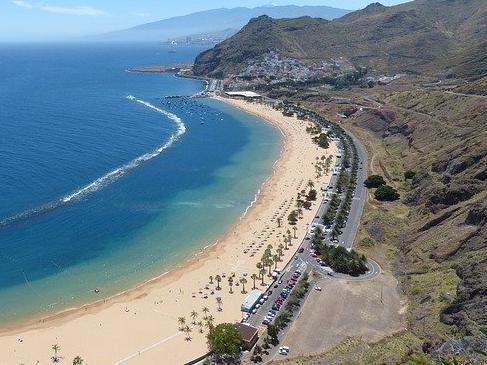 Disfruta este verano en Tenerife desde Barcelona
