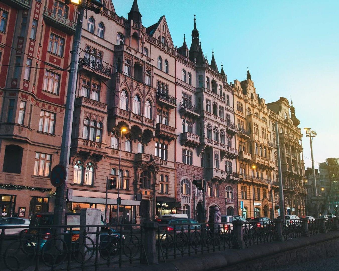 Escapada a Praga desde Madrid