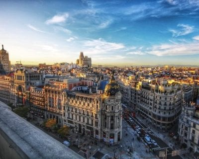 Oferta Hotel de 4 estrellas incl. desayuno en Madrid