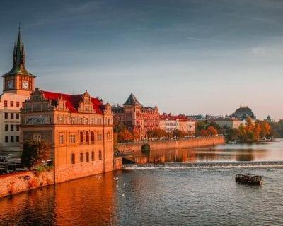 Escapada a Praga con un crucero panorámico por el Vlatava desde Barcelona
