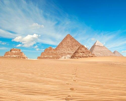 Sueño Egipcio con Cairo y Hurgada