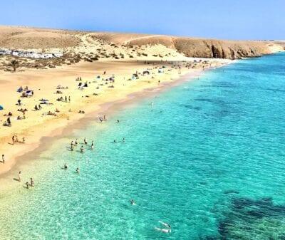 ¡Gran oferta de Navidad! Viajes a Lanzarote desde Barcelona