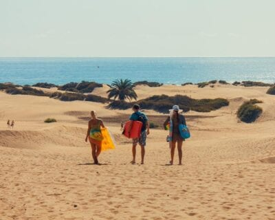 ¡Oferta de última hora! Una semana en Gran Canaria desde San