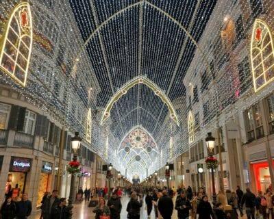 Enamórate de la Navidad en Málaga desde Vitoria