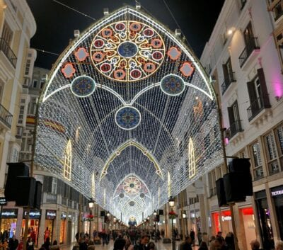 Enamórate de Málaga en Navidad