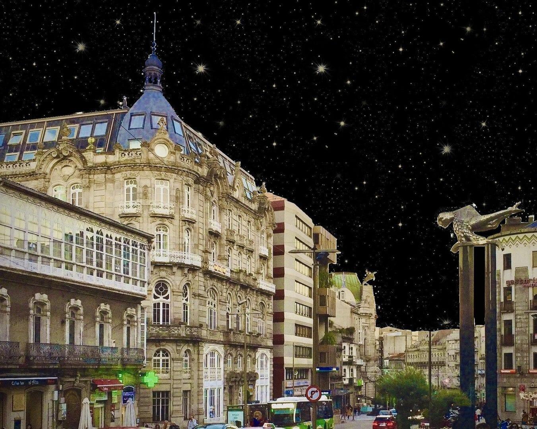 Navidad mágica en Vigo