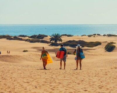 Viaja a Gran Canaria en Fin de Año desde Oviedo