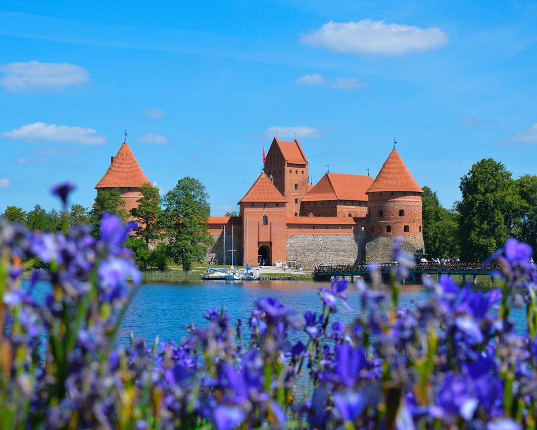 Visita la magnífica Vilnius