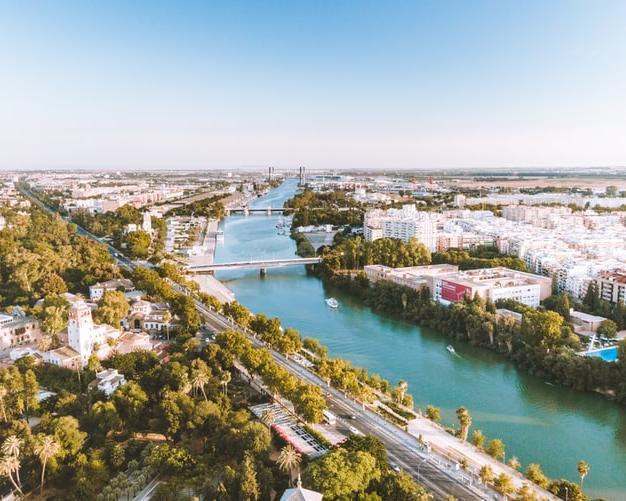 Descubre Sevilla, la hermosa capital de Andalucía