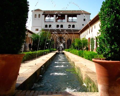 Hotel 4 estrellas en el centro de Granada