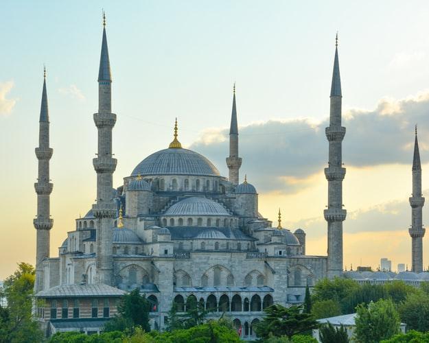 Hotel 4 estrellas en Estambul