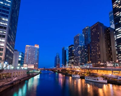 Hotel céntrico en Chicago, USA 3 noches