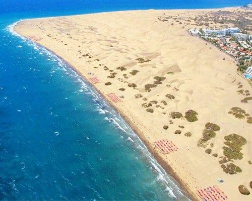 Hotel en la costa de Gran Canaria. 7 días de Hotel