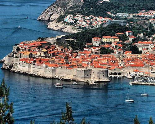 La Perla del Adriático sin duda Dubrovnik, Croacia