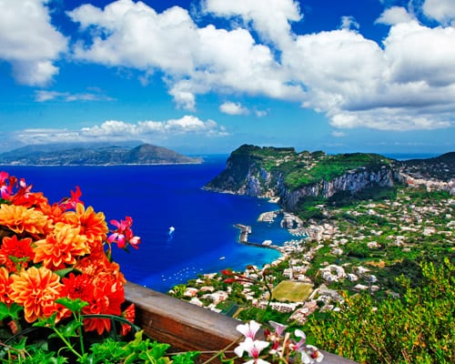 OFERTA a la bella isla de Capri, Italia