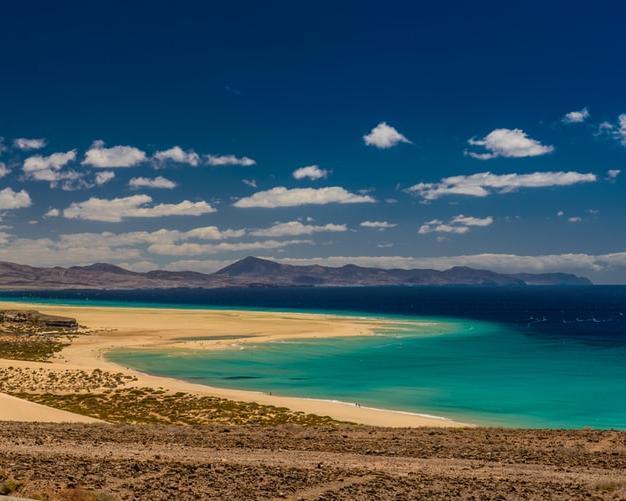 PARAÍSO de las Islas Canarias, Fuerteventura