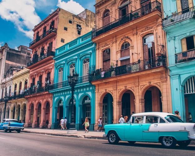 SUPER COMBINADO, Habana y Cancún
