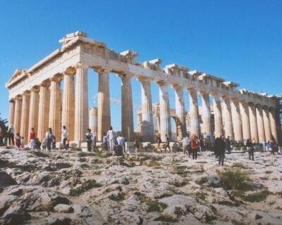 Viaje a Atenas, Grecia. 5 días descubriendo Atenas