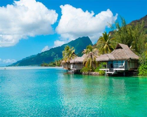 Viaje a Bora Bora y Tahití, las islas en la Polinesia france