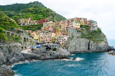 Viaje a Cinque Terre, Italia incluido coche de alquiler