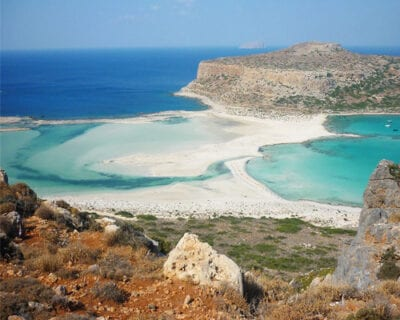 Viaje a Creta, Isla Griega