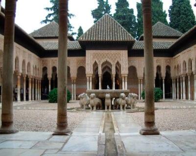 Viaje a Granada con visita al Alhambra
